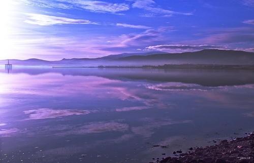 Blue hue view! by jamsa