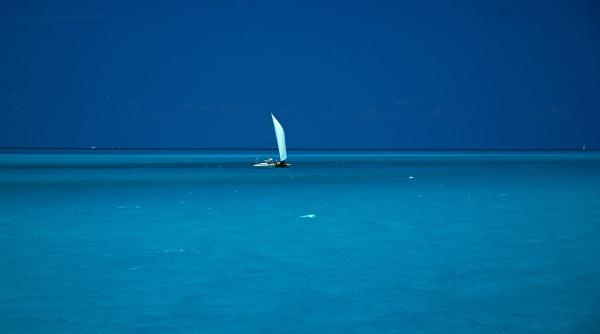 Caribbean Sea by Nixy