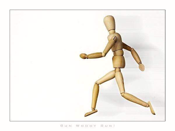 Run Woody Run! by denka
