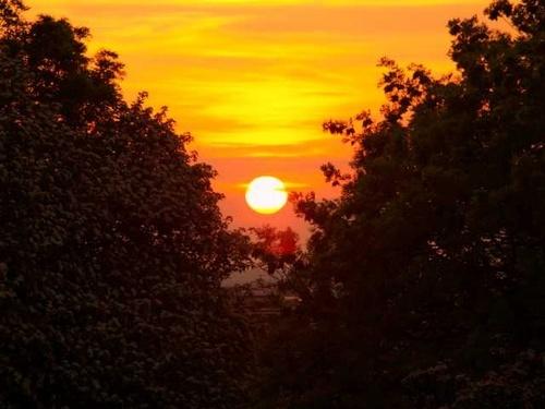 sunderland sunset by hibby