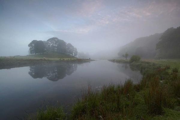 Elterwater Dawn by martin.w