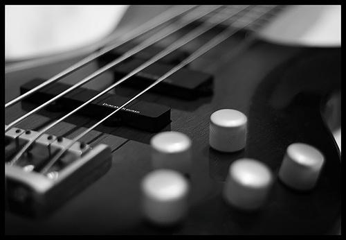Bass, soft and b+w by ODub