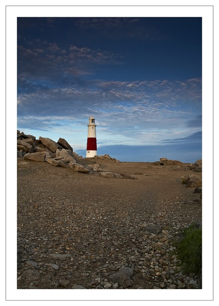 The Lighthouse by CathyT