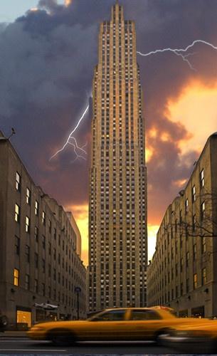 New York by JohnRShort