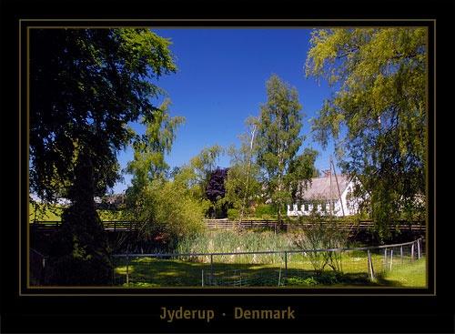 Summer in Jyderup by plstsn