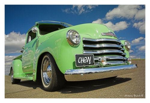 Chevy Truck by AntonyB