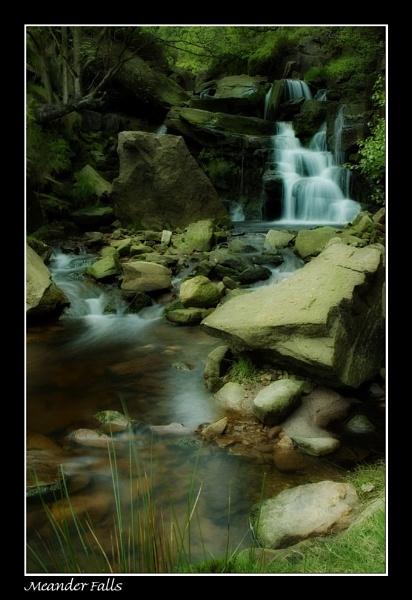 Meander Falls by Nash