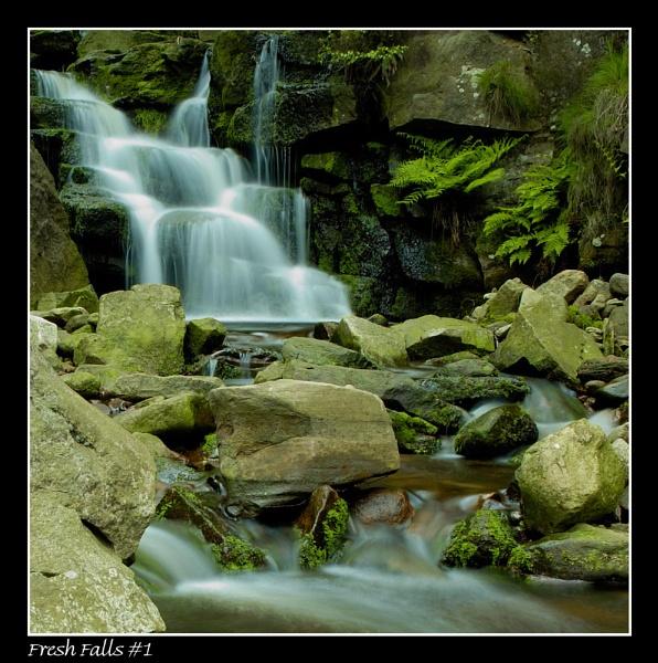 Untouched Fresh Falls #1 by Nash