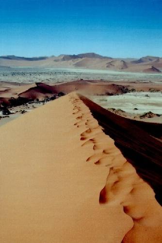 The Namib by Deerman