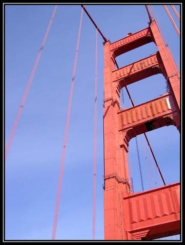 Golden Gate Bridge by david_jelly