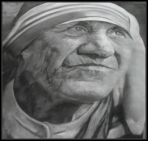 Mother Teresa by liparig