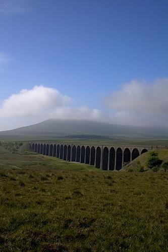 Ribblehead Viaduct by buckleyi
