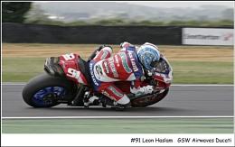 Leon Haslam