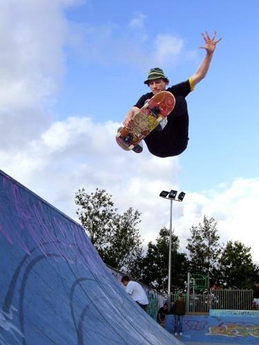 High Five by Skatershrew
