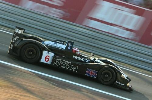 Le Mans 2006 - Lister Storm by AntonR
