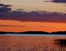 Midsummer sunset by SamX