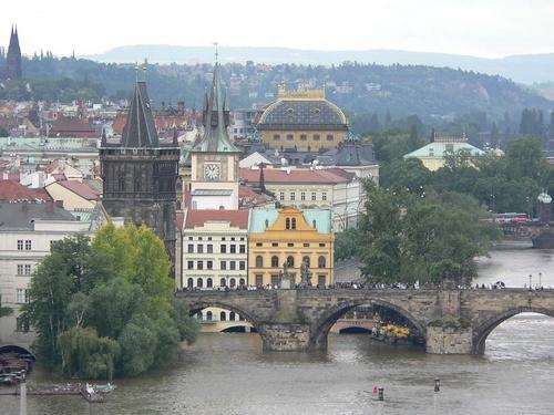 Prague by SueMarshall