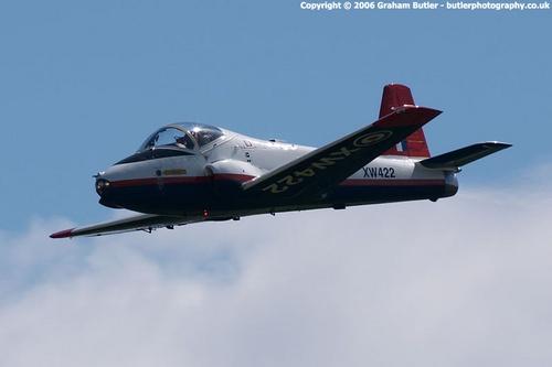 Jet Provost by GrahamB73
