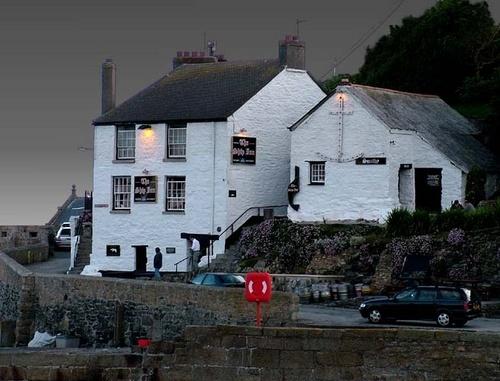 Ship Inn by CornishEyes