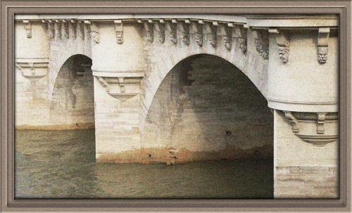 Bridge of Paris by KingBee