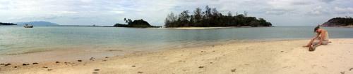 beach by zwarder