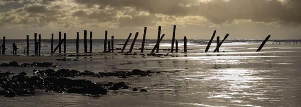 Beach Highlights - Spurn Point by JohnBick