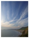 rhossili sky by pebbles