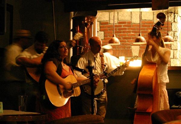 Boston Bluegrass by nathanrobinson