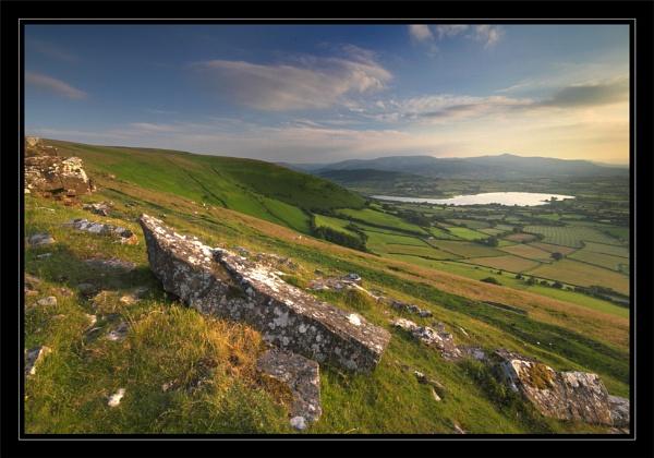 Evening on Mynydd Llangorse by eos3