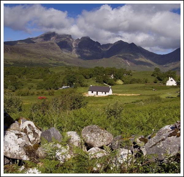 Torrin and Bla Bheinn... by Scottishlandscapes