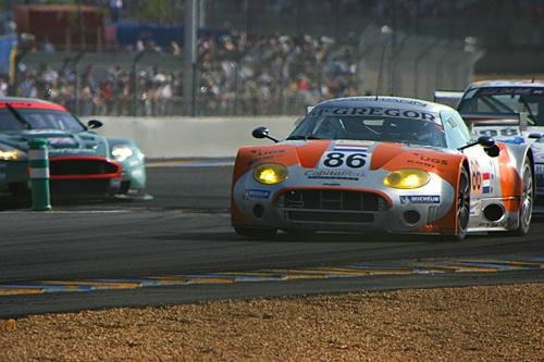 Le Mans - Spyker by AntonR