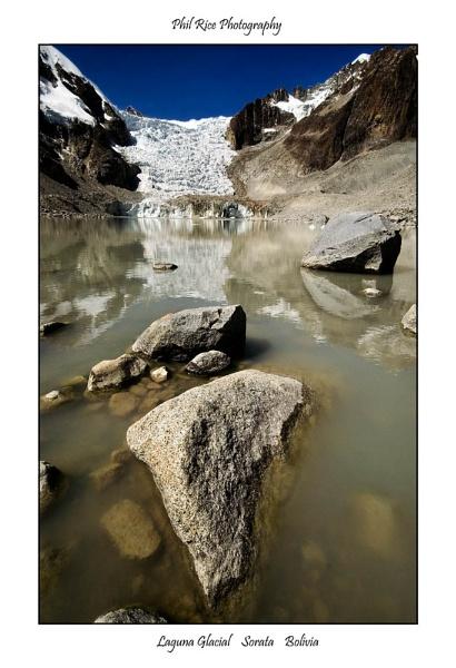 Laguna Glacial by philipr