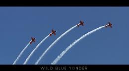 wild blue ..