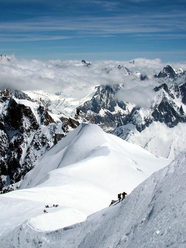The Alps by EmmaStu