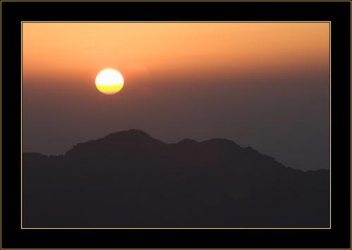 Dawn from Sinai by sherlob