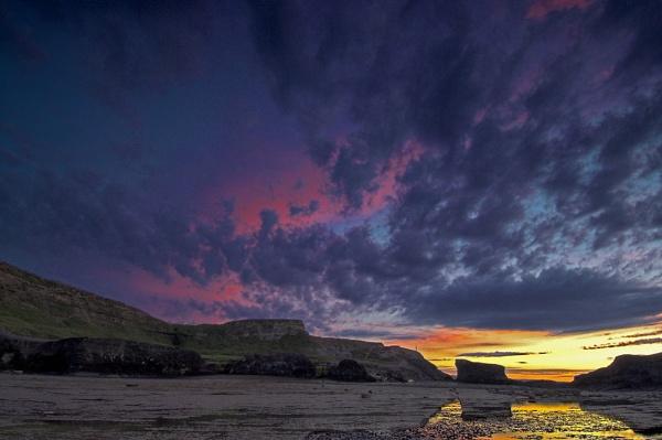 Saltwick Nab by IMAGESTAR