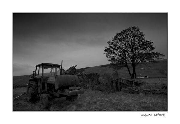 Leyland Leftover by AlleyCatz