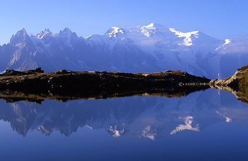 Mont Blanc by SandyMiller