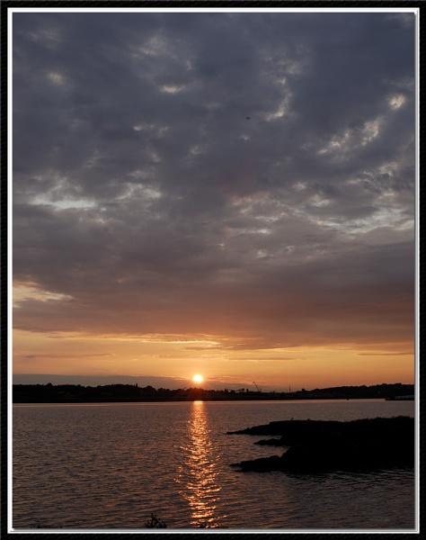 Sunset Beach by wwwCOLEUKcom