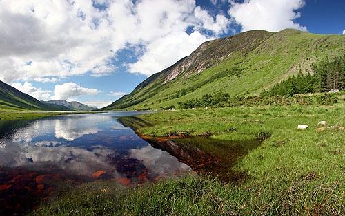 Loch Etive by trekpete