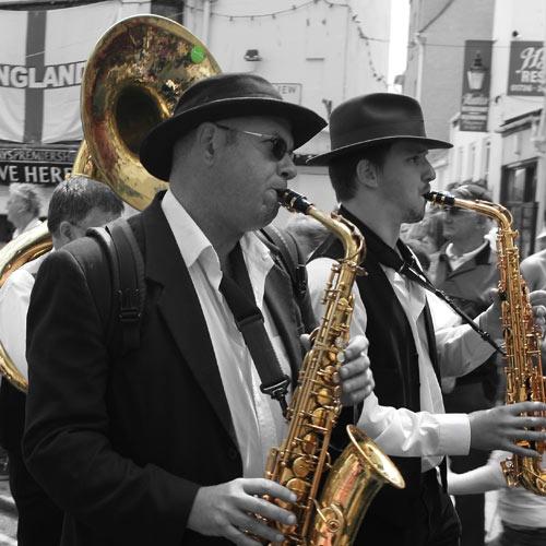 Jazzmen by Juddbert