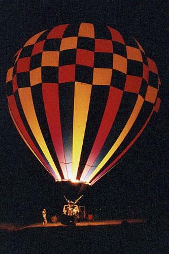 Hot balloon by tarara