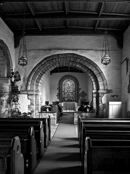 St John the Baptist Church, Edlingham by JohnBick