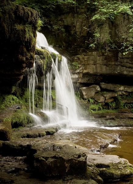 Cauldron Falls by JohnBick