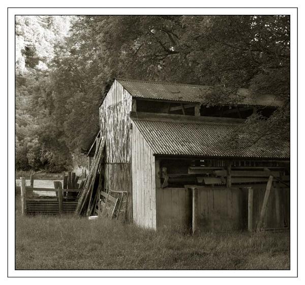 Barn 2 by Ganto