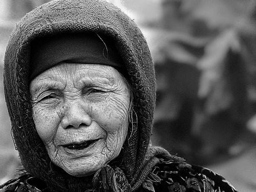 Asian Face by RuudBlok