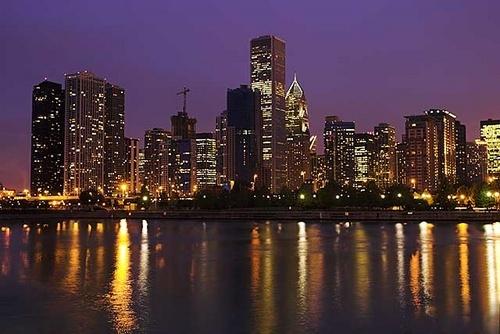Chicago Skyline by John-LS