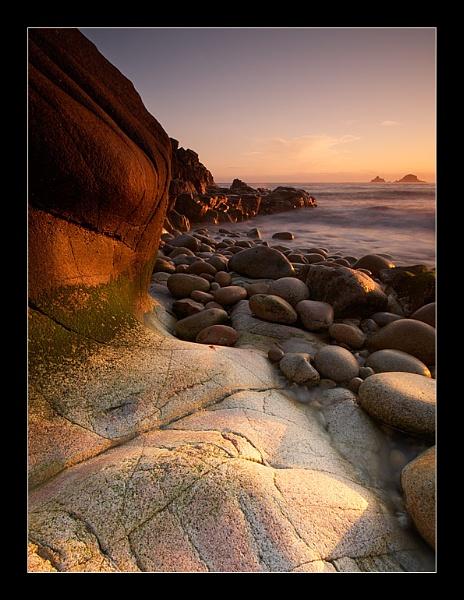 Porth Nanven by Ewan