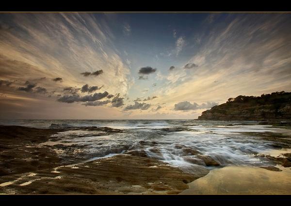 Big Sky Morning by Keelo