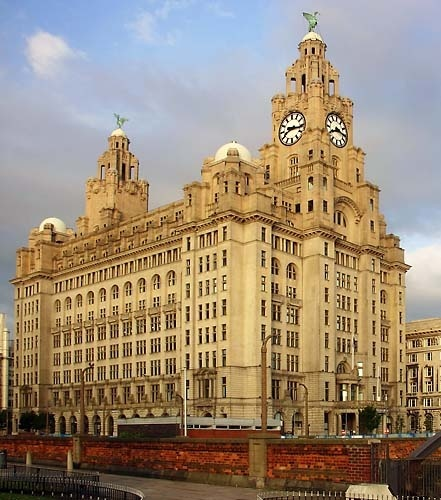 Liver Building by ericfaragh